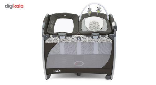 تخت و پارک بازی جویی مدل JOP1402CAAAW000