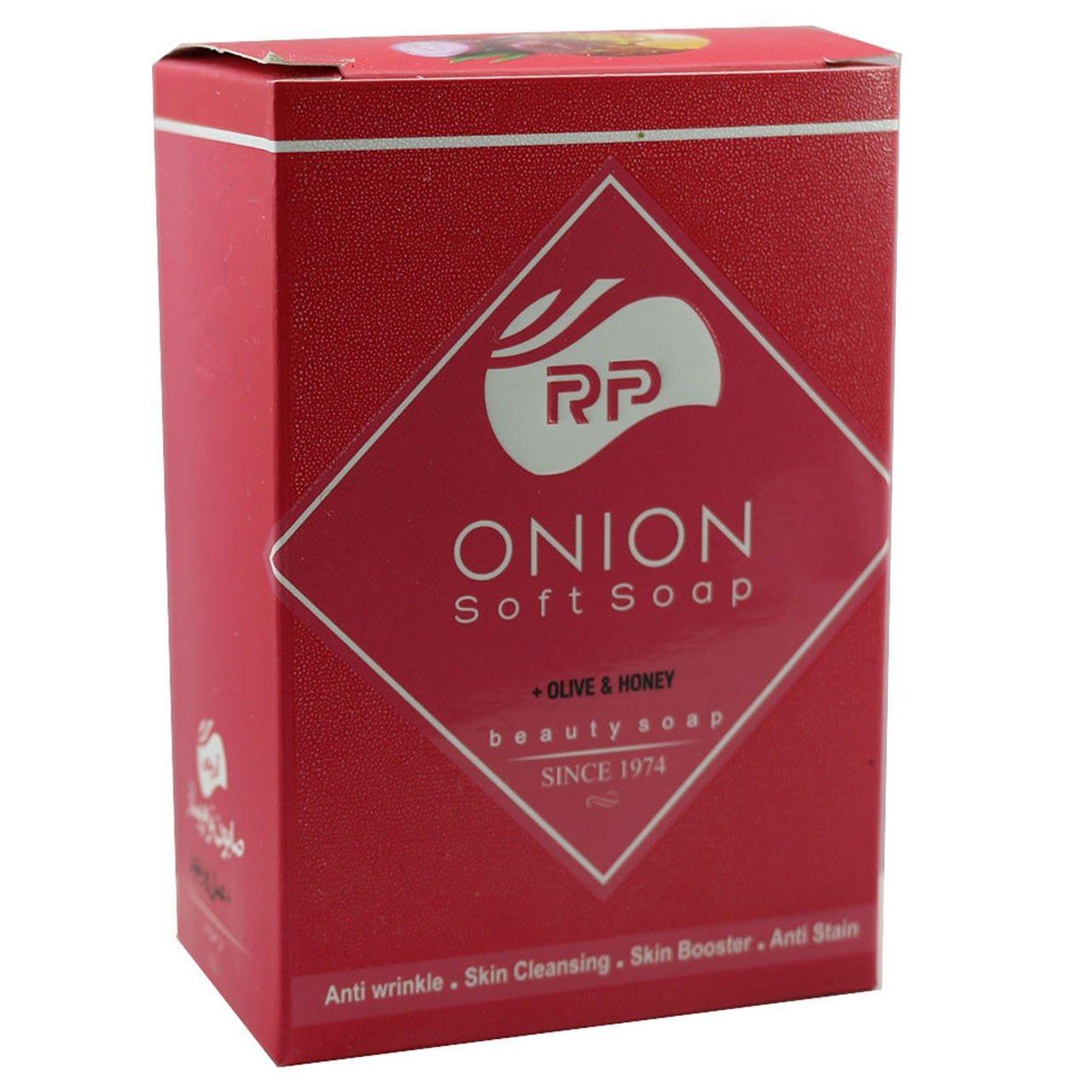 صابون نرم پیاز  آرپی مدل Onion مقدار 95 گرم -  - 1