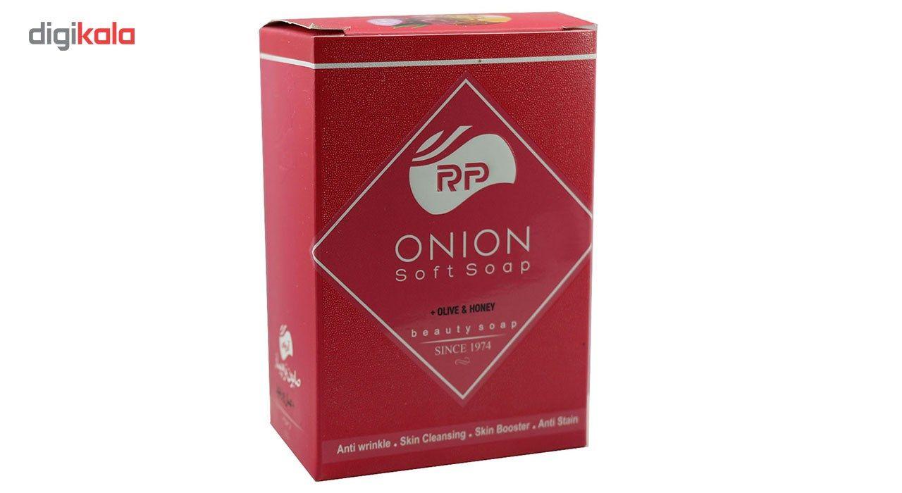صابون نرم پیاز  آرپی مدل Onion مقدار 95 گرم -  - 3