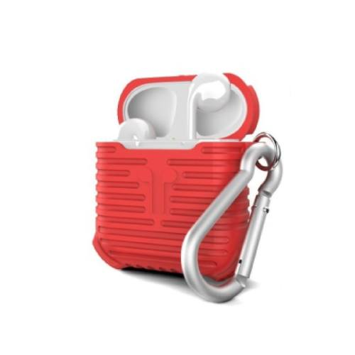 کاور محافظ سیلیکونی آی-اسمایل مناسب برای کیس اپل AirPods