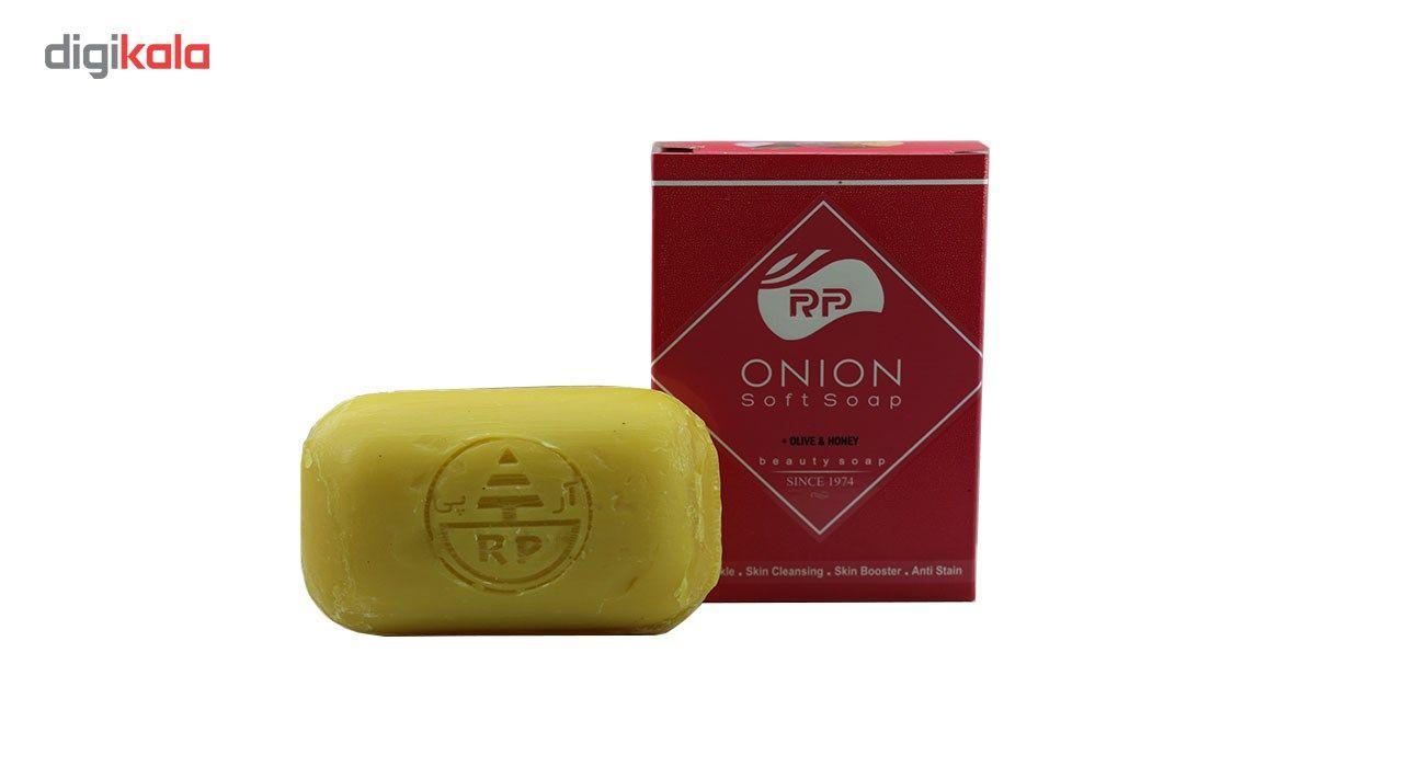 صابون نرم پیاز  آرپی مدل Onion مقدار 95 گرم -  - 2