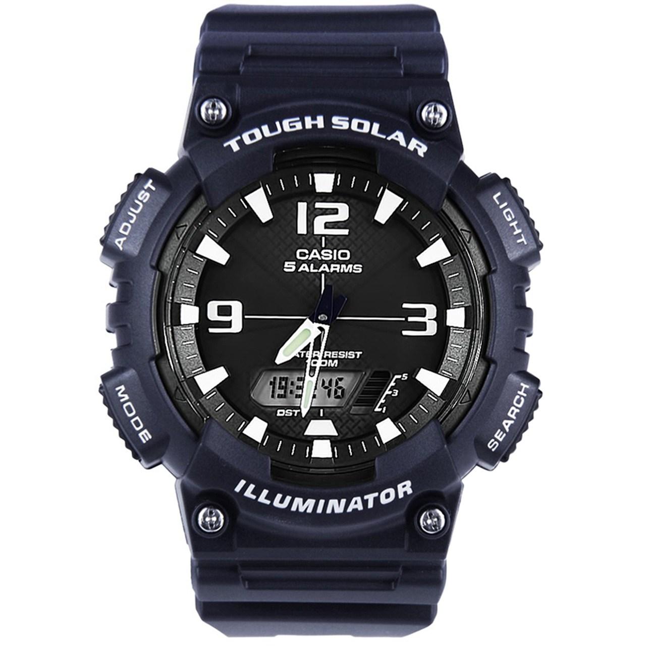 ساعت مچی عقربه ای مردانه کاسیو مدل AQ-S810W-2A2VDF