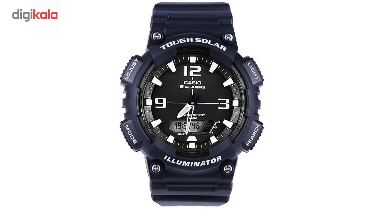 خرید ساعت مچی عقربه ای مردانه کاسیو مدل AQ-S810W-2A2VDF