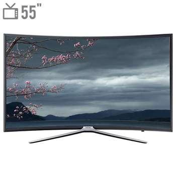تلویزیون ال ای دی هوشمند خمیده سامسونگ مدل 55M6965 سایز 55 اینچ | Samsung 55M6965 Curved Smart LED TV 55 Inch