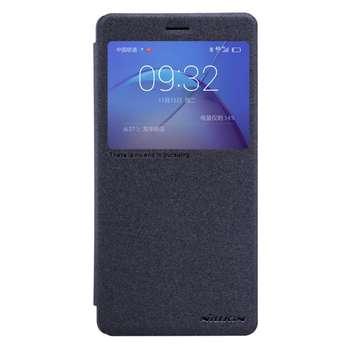 کیف کلاسوری نیلکین مدل New Leather Sparkle مناسب برای گوشی موبایل هوآوی Mate 9 Lite