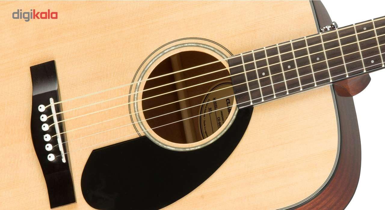 گیتار آکوستیک فندر مدل CD-60S main 1 2