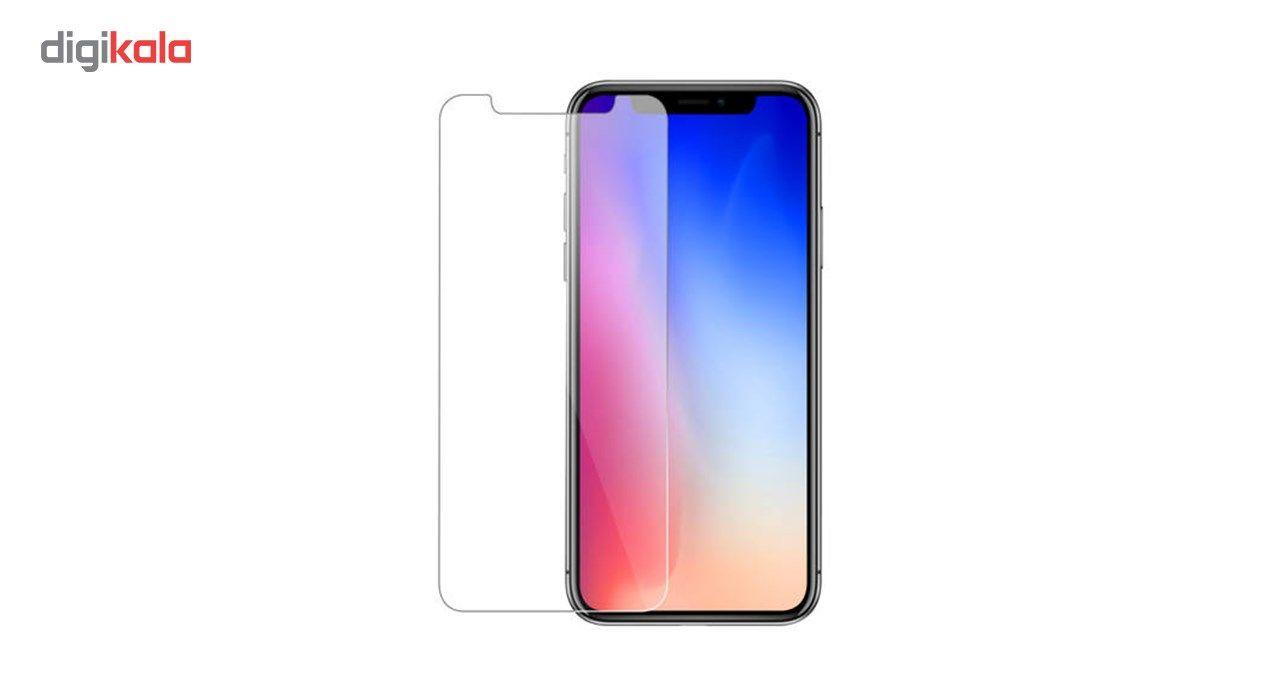محافظ صفحه نمایش شیشه ای تمپرد مناسب برای موبایل اپل آیفون X main 1 1
