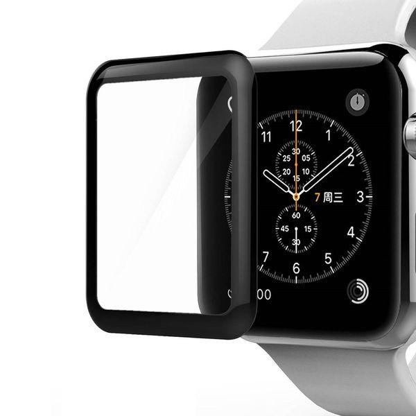 محافظ صفحه نمایش کوتتسی مدل 4ِD Glass  مناسب اپل واچ سایز 42 میلی متر