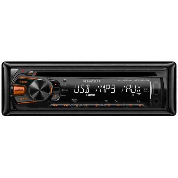 پخش کننده خودرو کنوود KDC-U2059