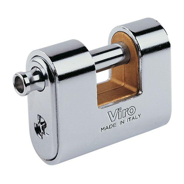 قفل کتابی روکشدار ویرو مدل 86mm