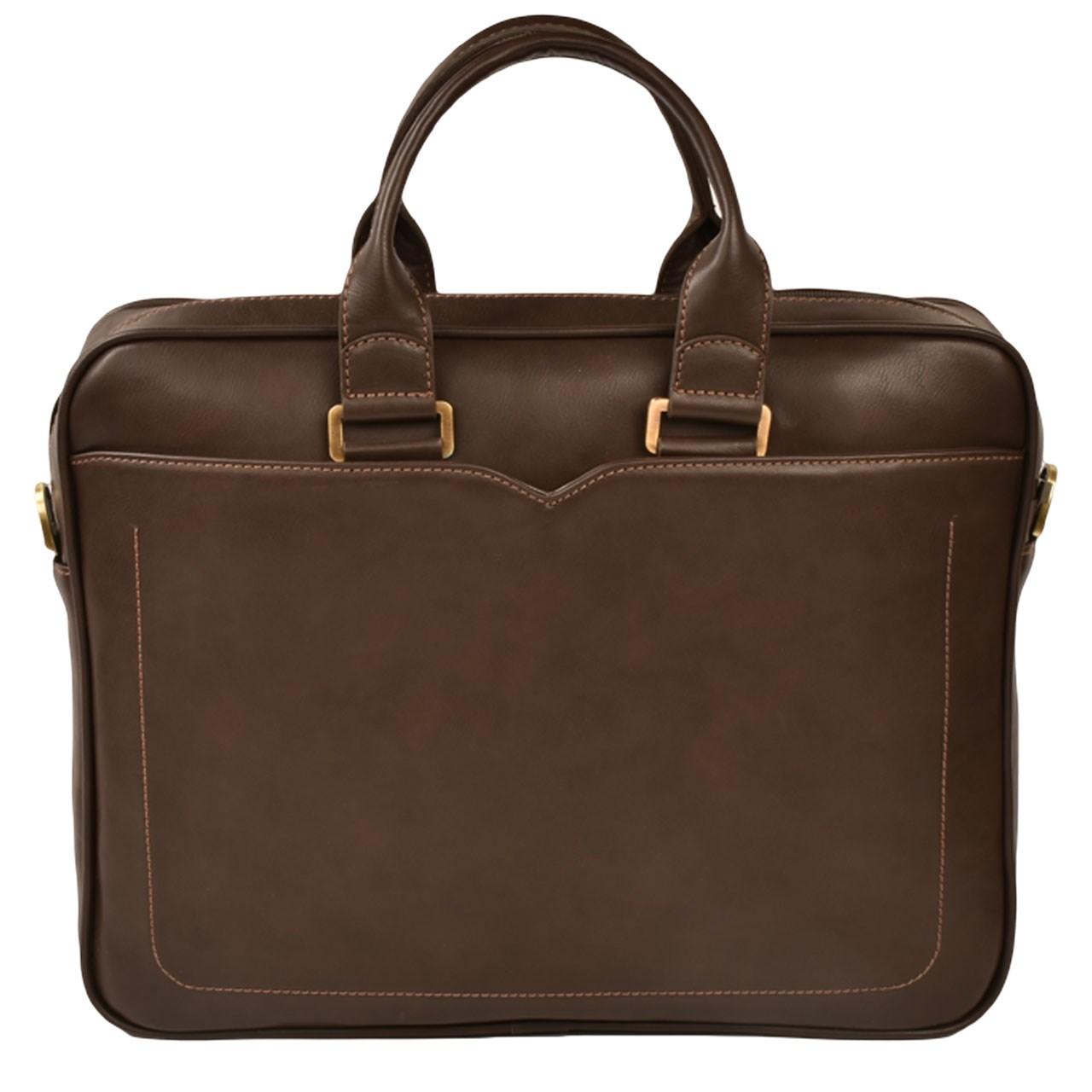 کیف اداری چرم مصنوعی پارینه چرم مدل P157-7