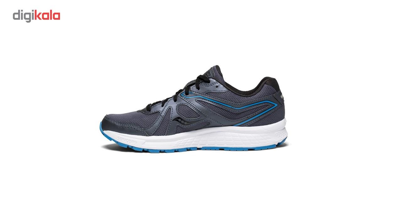 کفش مخصوص دویدن مردانه ساکنی مدل GRID COHESION 11 کد S20420-2