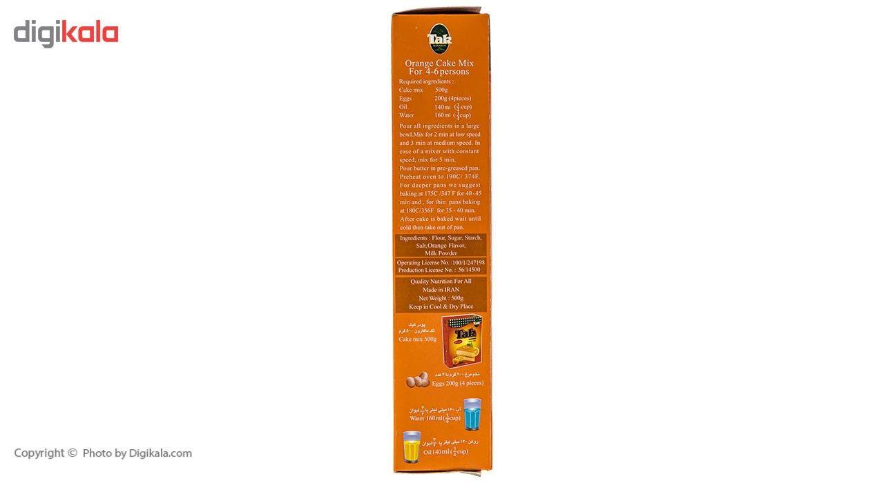 پودر کیک پرتقال تک ماکارون مقدار 500 گرم main 1 6