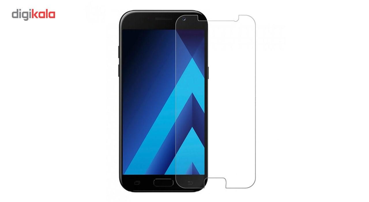 محافظ صفحه نمایش شیشه ای مدل تمپرد مناسب برای گوشی موبایل سامسونگ A7 2017 main 1 1
