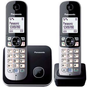 تلفن بی سیم پاناسونیک مدل KX-TG6812
