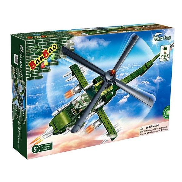 مدلسازی بن بائو مدل Apache 8238