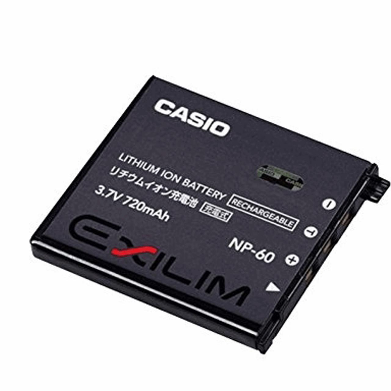 باتری دوربین لیتیوم یون مدل NP60