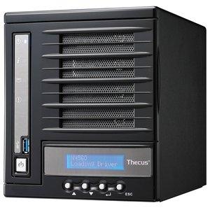 ذخیره ساز تحت شبکه 4Bay دکاس مدل N4560 بدون هارد دیسک