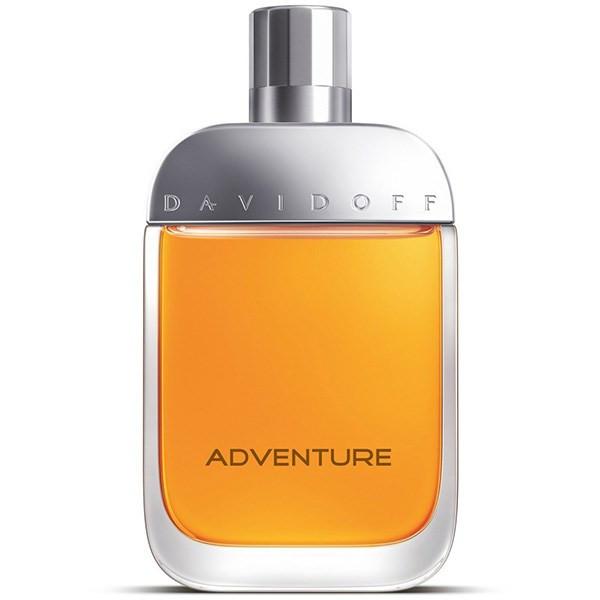 ادو تویلت مردانه داویدف مدل Adventure حجم 100 میلی لیتر