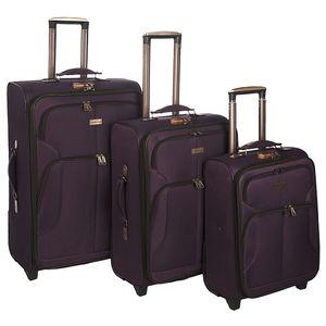 مجموعه سه عددی چمدان پرستیژ طرح 2