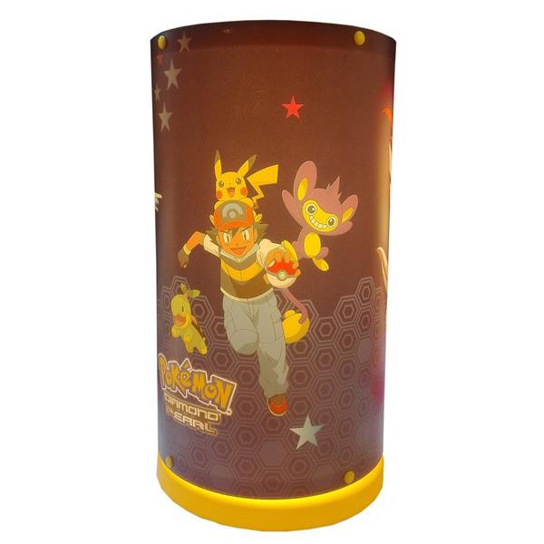 چراغ رومیزی دکوفان مدل Pokemon1