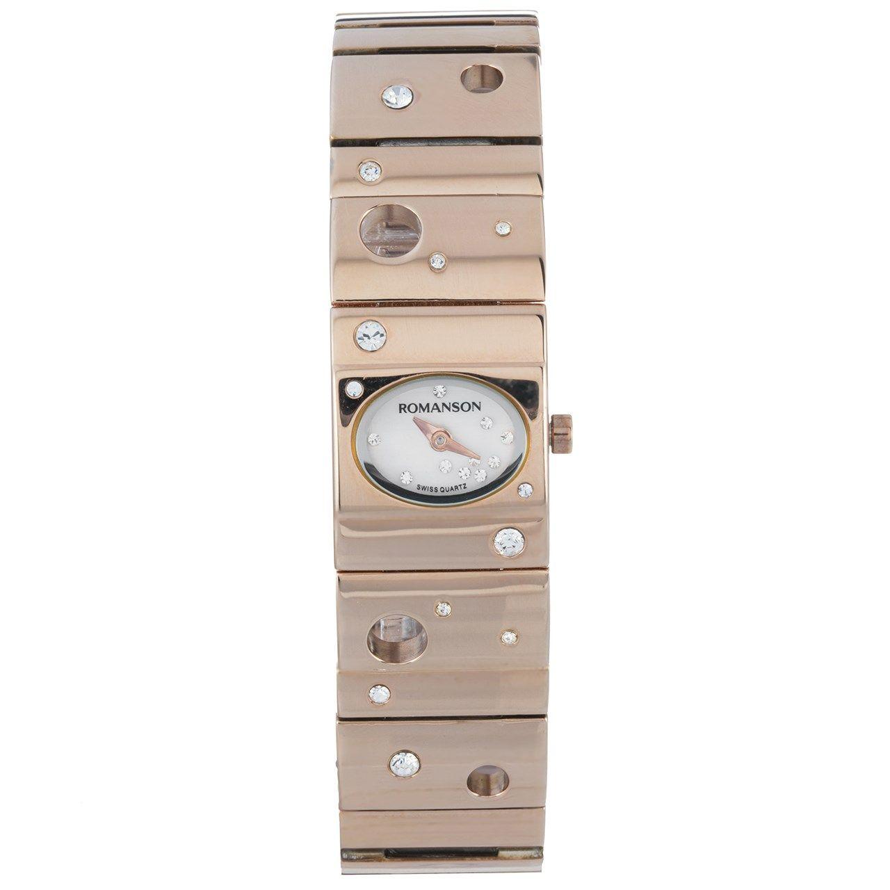ساعت مچی عقربه ای زنانه رومانسون مدل RM0323TL1RM16R -  - 1
