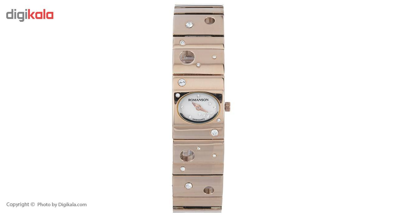 ساعت مچی عقربه ای زنانه رومانسون مدل RM0323TL1RM16R -  - 2