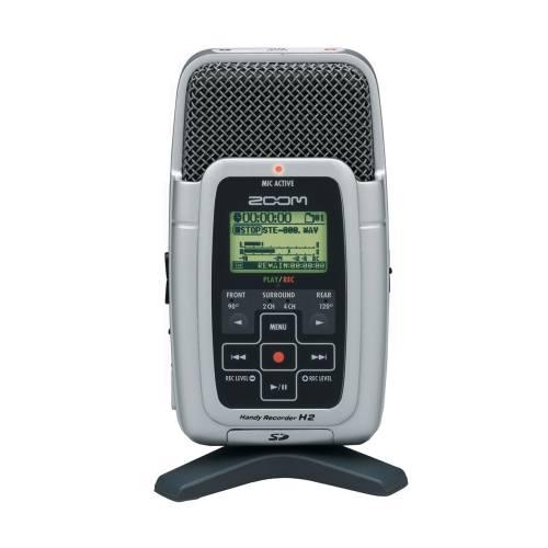 ضبط کننده حرفه ای صدا زوم مدل H2