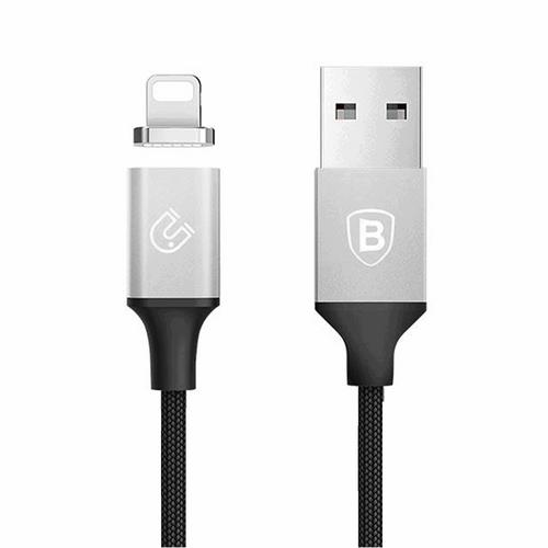 کابل تبدیل USB به لایتنینگ باسئوس مدل Insnap CALNP طول 1.2 متر