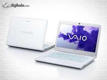 Sony VAIO SVE14A390X | 14 inch | Core i7 | 8GB | 1TB | 2GB | لپ تاپ ۱۴ اینچ سونی VAIO SVE14A390X