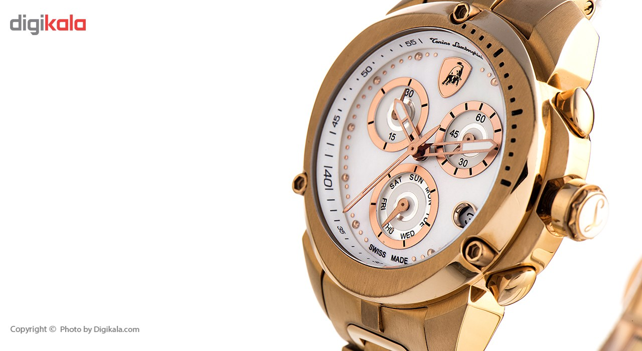 ساعت مچی عقربه ای زنانه تونینو لامبورگینی مدل TL-7707              ارزان
