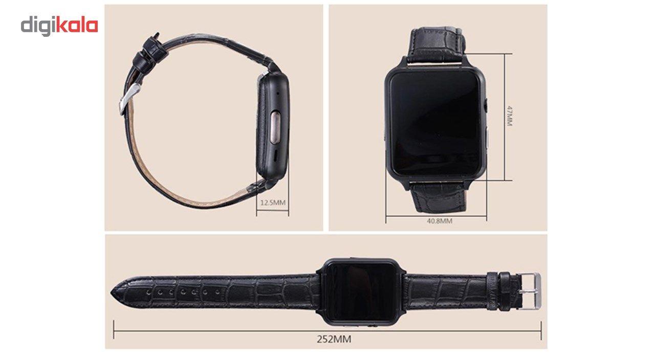 ساعت هوشمند وی سریز مدل X7 - A main 1 5