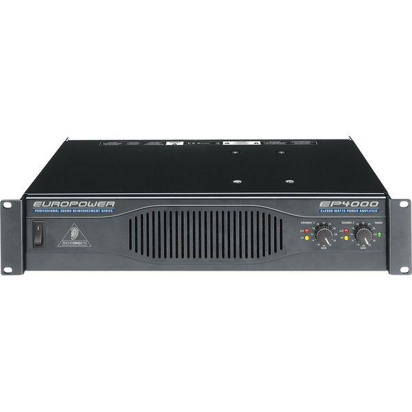 آمپلیفایر حرفهای استریوی بهرینگر مدل EP4000 | Behringer Europower EP4000 Professional Stereo Power Amplifier