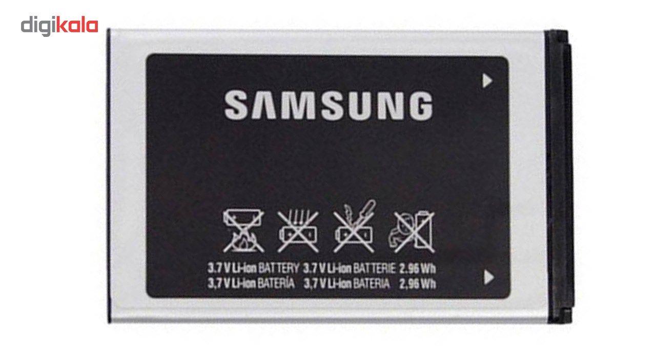 باتری موبایل  گالکسی مدل AB463651BU با ظرفیت 1000mAh مناسب برای گوشی موبایل سامسونگ Corby main 1 1