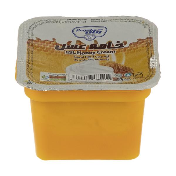 خامه عسلی پگاه - 100 گرم