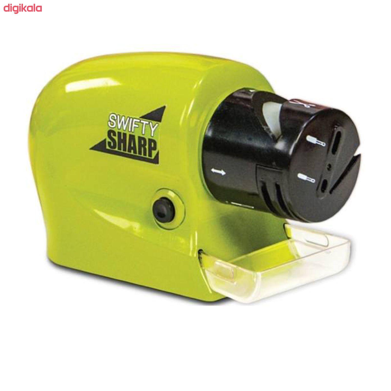چاقو تیز کن مدل SHARP SWIFTY کد 34019 main 1 1