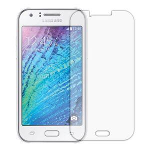 محافظ صفحه نمایش شیشه ای مدل Tempered مناسب برای گوشی موبایل سامسونگ Galaxy J1
