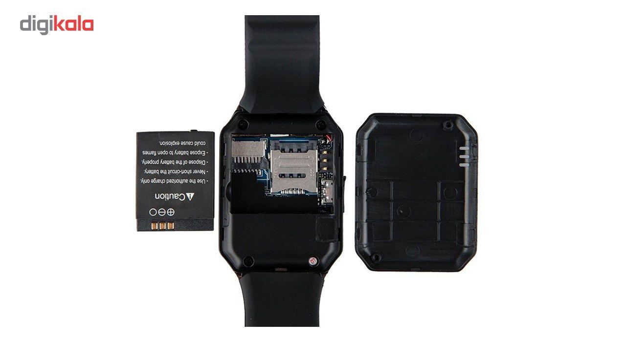 ساعت هوشمند جی تب مدل W201 main 1 9