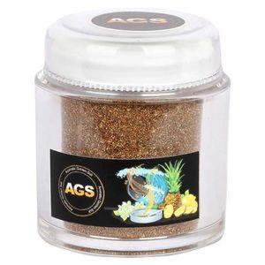 خاک معطر طلایی آگس مدل Lemon وزن 100 گرم