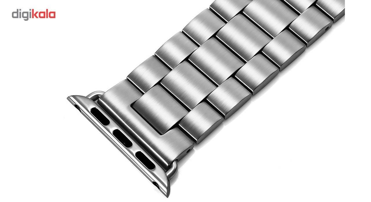 بند فلزی فشن مناسب برای اپل واچ 42 میلی متری main 1 7