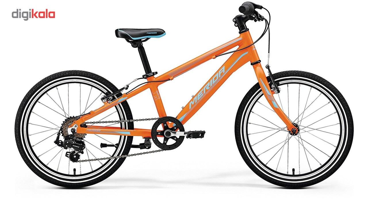 دوچرخه شهری مریدا مدل Matts J20 سایز 20