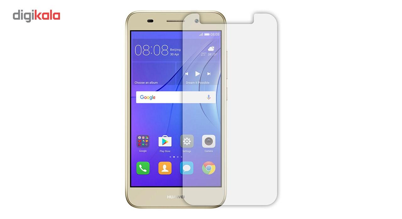 محافظ صفحه نمایش شیشه ای مدل Tempered مناسب برای گوشی موبایل هوآوی Y3 2017 main 1 1