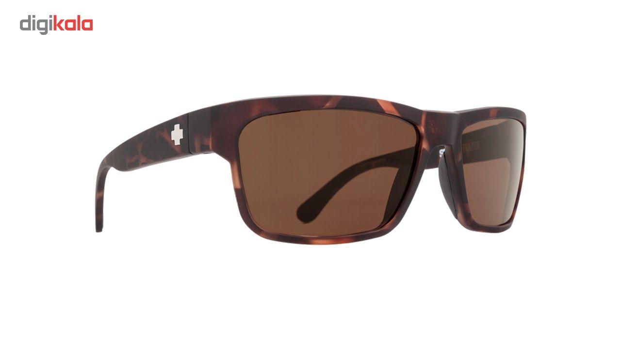 عینک آفتابی اسپای سری Frazier مدل Matte Camo Tort  Happy Bronze -  - 2