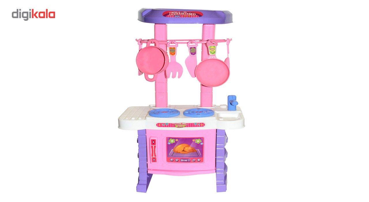 ست بازی آشپزخانه پوپک مدل Baby Cook main 1 1