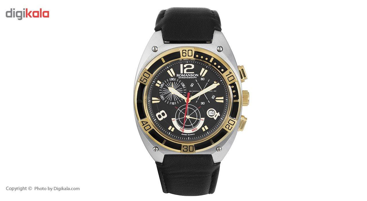 ساعت مچی عقربه ای مردانه رومانسون مدل TL1260HM1CA31G -  - 2