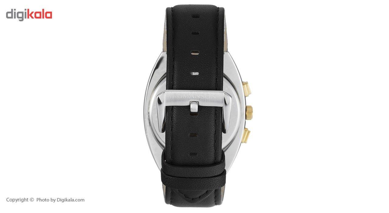 ساعت مچی عقربه ای مردانه رومانسون مدل TL1260HM1CA31G -  - 3