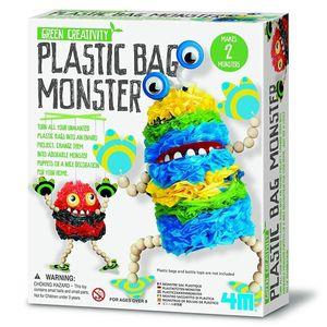 کیت آموزشی 4ام مدل Plastic Bag Monster 04580