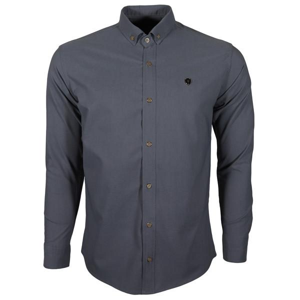 پیراهن آستین بلند مردانه مدل BNT 10037