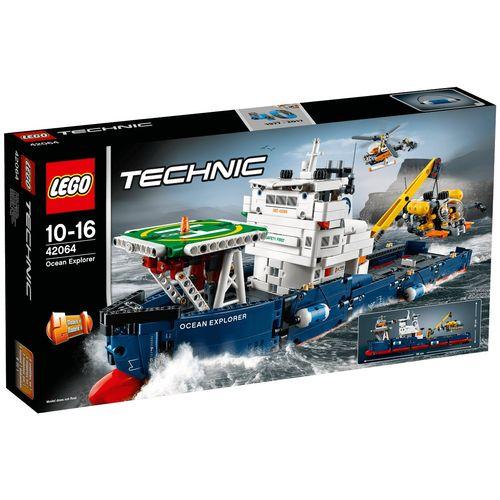 لگو سری Technic مدل Ocean Explorer 42064