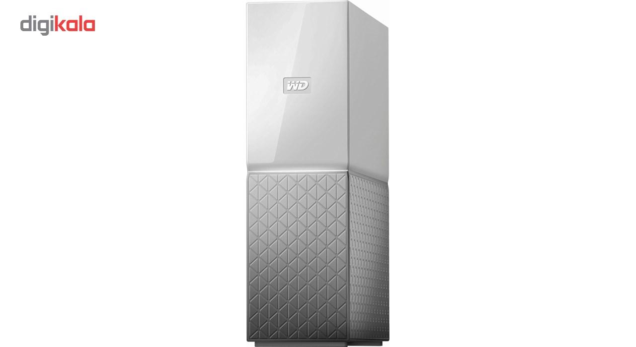 هارد اکسترنال وسترن دیجیتال مدل My Cloud Home WDBVXC0040HWT ظرفیت 4 ترابایت
